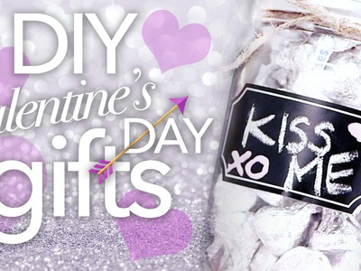 3 Adorable DIY Valentine's Day Gifts