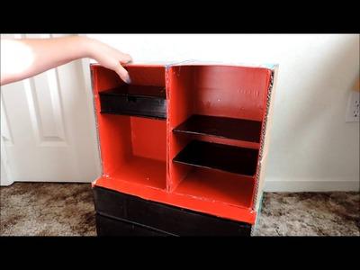 DIY BOX #19: BETTY BOOP ARMOIRE