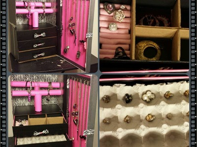 DIY BOX #20: JEWELRY BOX