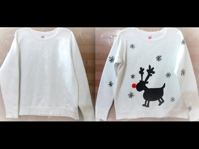 DIY Clothes | DIY Graphic Sweatshirt | DIY Graphic Tee | DIY Valentine Gift Ideas