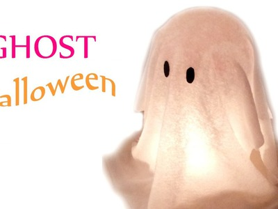 DIY crafts (Halloween decorations) GHOST - Innova Crafts