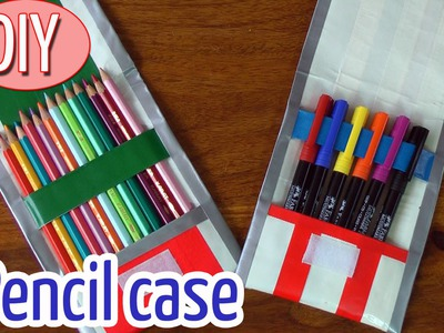 DIY crafts - Pencil case