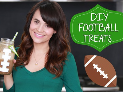 DIY FOOTBALL TREATS