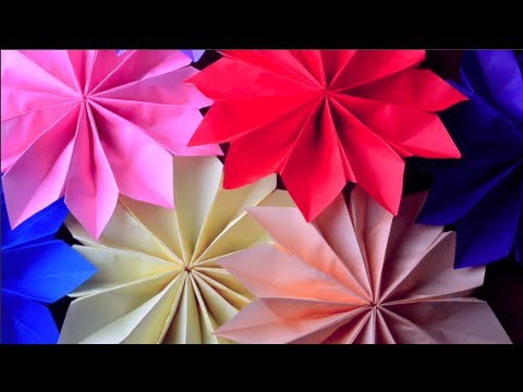 DIY Origami Flower | Mother's Day DIY