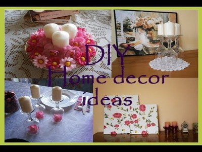 DIY Room decor ideas,easy and cheap