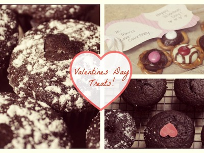 DIY Valentine's Day Treats | spreadinsunshine15