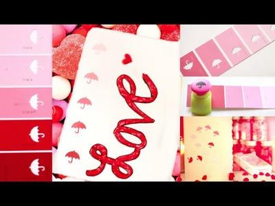 DIY Valentines Day Card!