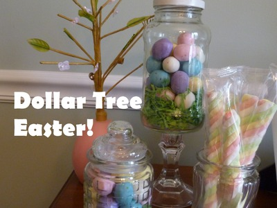 Dollar Tree Easter Haul