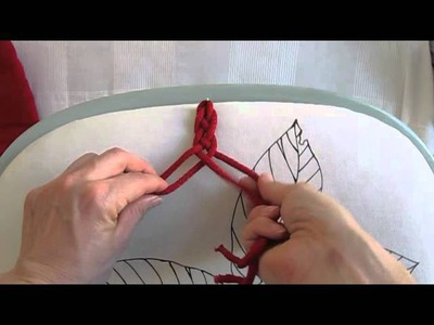 How to braid with four strands