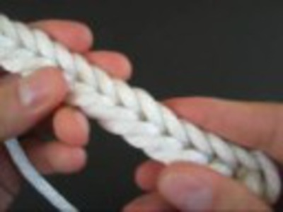 How to Make a Military Bugle Cord by TIAT