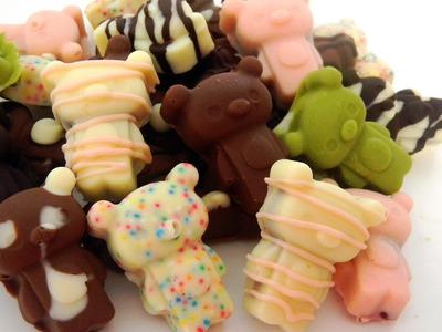How to Make Homemade Chocolates & DIY Gift Box! | 手作りシェルチョコレート&ギフトボックス!