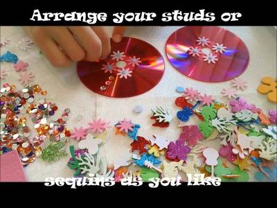 *Kids Crafts*: Sparkling Decoration For Your Room!!!