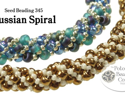 Make a Russian Spiral (Bracelet or Necklace)
