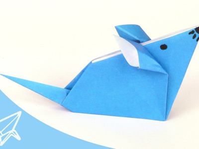 Origami Mouse Instructions