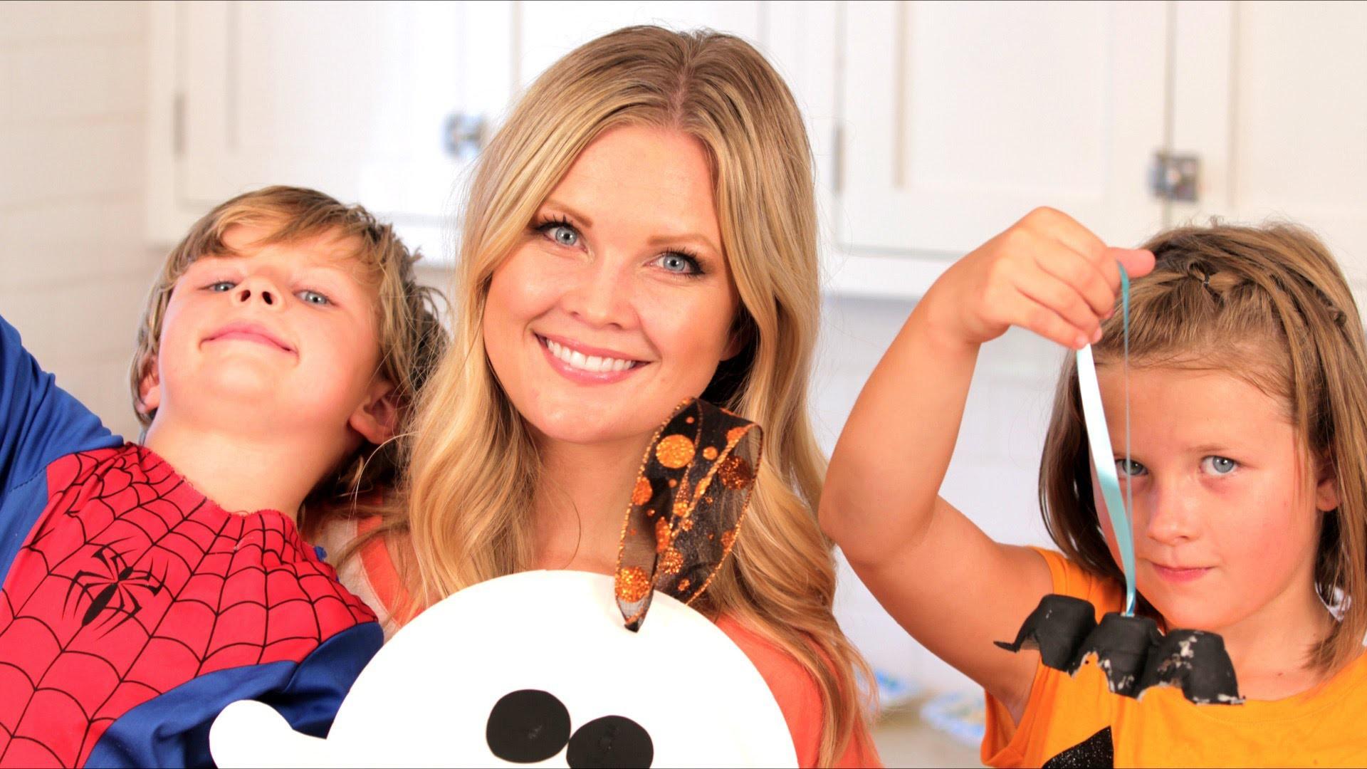 Spooky Halloween Crafts!!