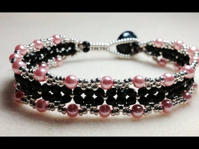 (Tutorial) Evening Love Bracelet (Video 74)