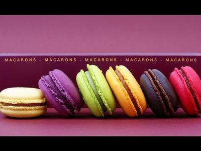 Tutorial Fimo: I Macaron