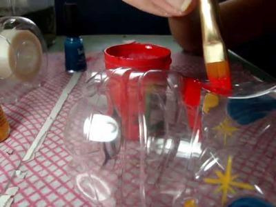 Usos para botellas plásticas de refresco