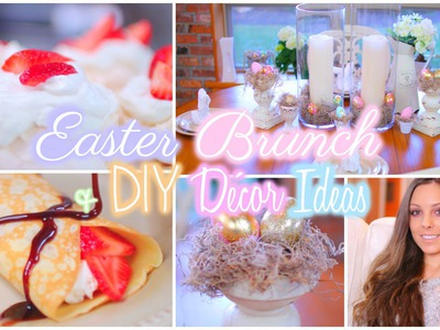 10 Amazing Easter Brunch & DIY Decor Ideas | Kristi-Anne Beil
