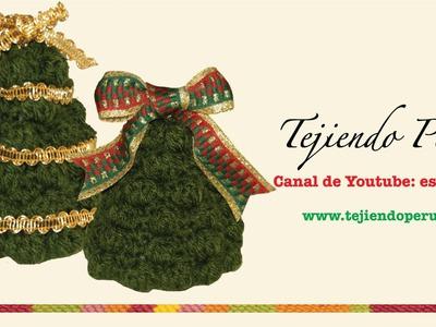 Árbol de navidad en crochet (Parte 1)