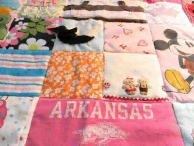 Baby Clothes Blanket