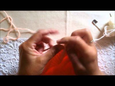 Baby Pullover Stricken*Tutorial Handarbeit*Teil 2*Baby Sweater Knitting