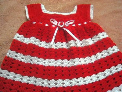 Crochet-Easy,Simple Baby Sweater