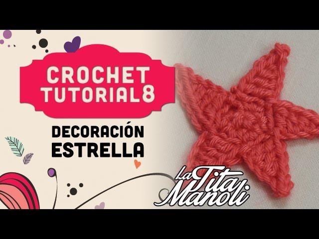 Crochet - Estrella (Crochet Figuras)