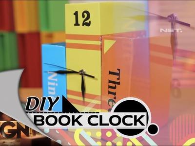 DIY - Book Clock - d'SIGN