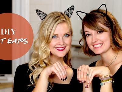 DIY Cat Ears!!