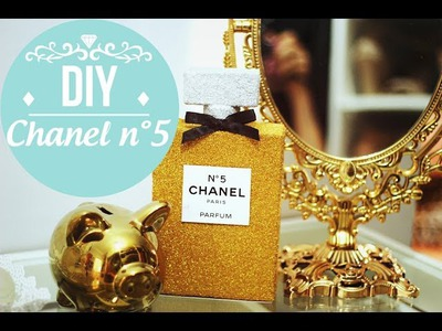 DIY: Chanel n°5 | Trashy Fame