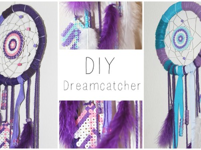DIY: Dreamcatcher ♡ {Room Decor} ♡ Jessica Joaquin