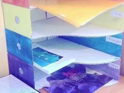 DIY Organisation. Comment trier et organiser ses papiers?