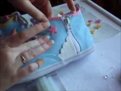 DIY: Personalized Shoes! ♥