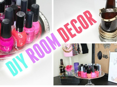 DIY ROOM DECOR IDEAS!