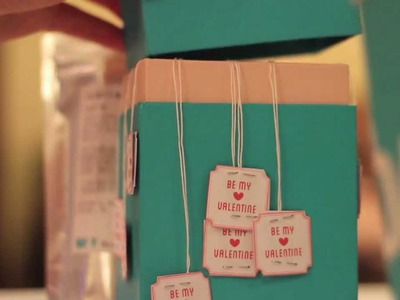 DIY Tea Bag Labels