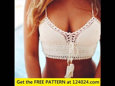 Free crochet bikini free patterns