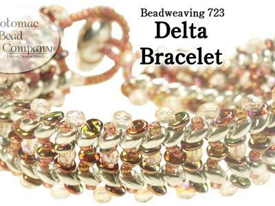 How to Make a Delta Bracelet