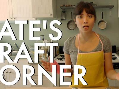 Kate's Craft Corner: Salt Shaker