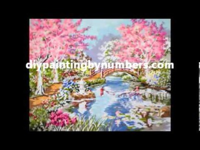 Painting By Numbers - I CAN PAINT (SINGAPORE).wmv