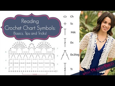 Reading Crochet Chart Symbol: Basics, Tips and Tricks