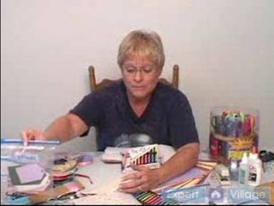 Scrapbooking Basics : Scrapbooking: Supplies for Making a Memory Book