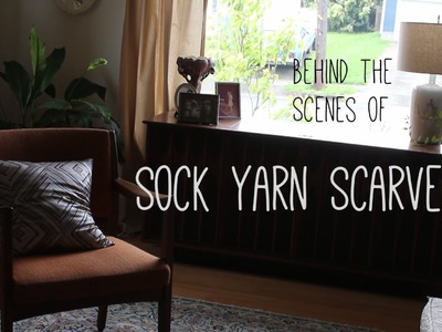 Sock Yarn Scarves by Knit Picks