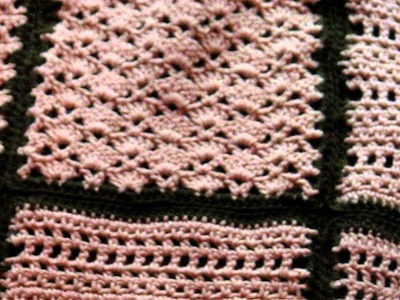 Tiffany's Crochet Afghan