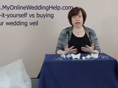 Your Veil: DIY or Buy?