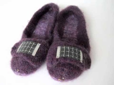 Assignment 9: (Final Project) - Sneaky Slippers