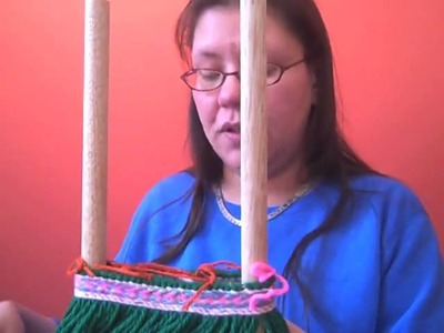 Danielle Carley: Finger weaving returns to Lac Courte Oreilles in northwestern Wisconsin