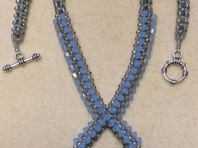 Diamond Rope Necklace Tutorial Part Two