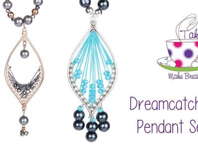 Dreamcatcher Pendant Necklaces ✿ | Take A Make Break with Sarah Millsop
