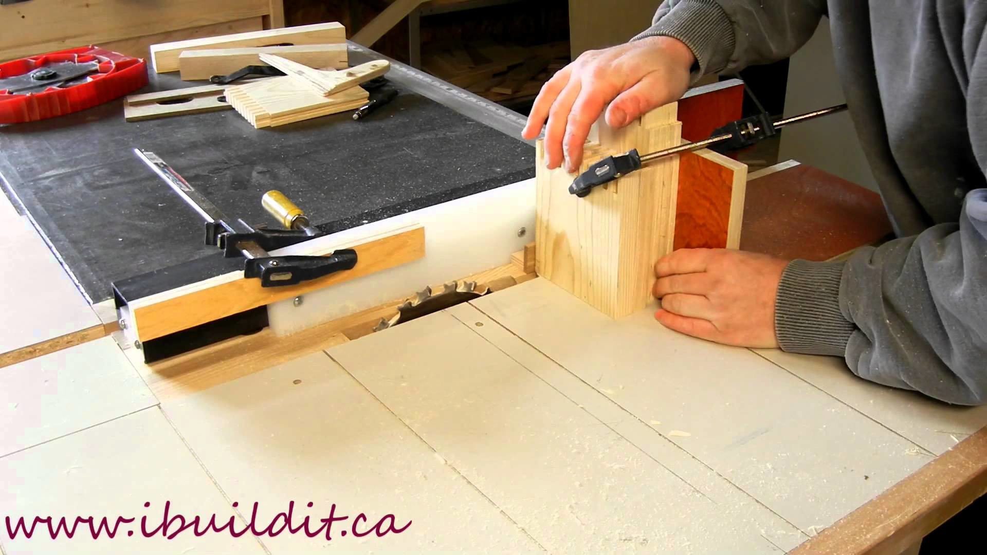 Economy Box Joints